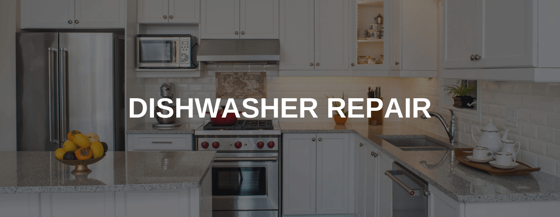dishwasher repair escondido