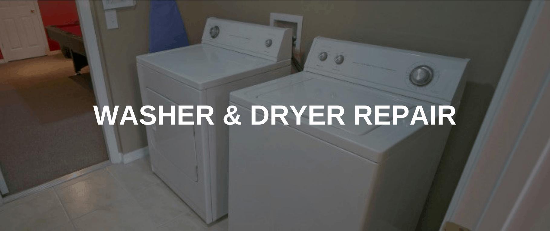 washing machine repair escondido